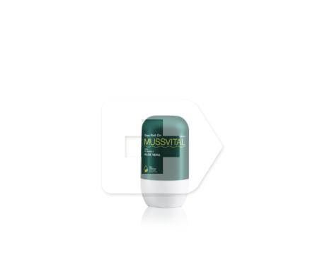 Mussvital desodorante aloe vera y té verde 75ml
