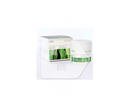 Aldem moisturising cream aloe vera regenerating 50ml
