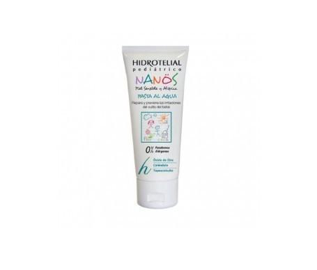 Hidrotelial Nanos crema facial pieles sensibles y atópicas 50ml