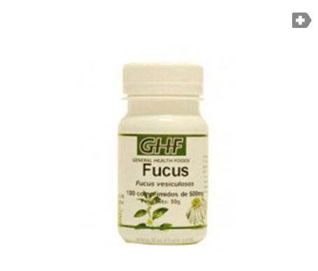 GHF Fucus 500mg 100comp