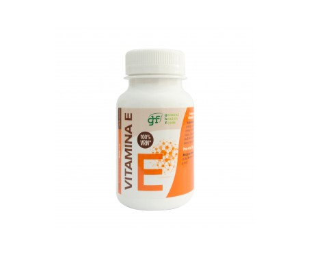 GHF vitamina E 550mg 100cáps