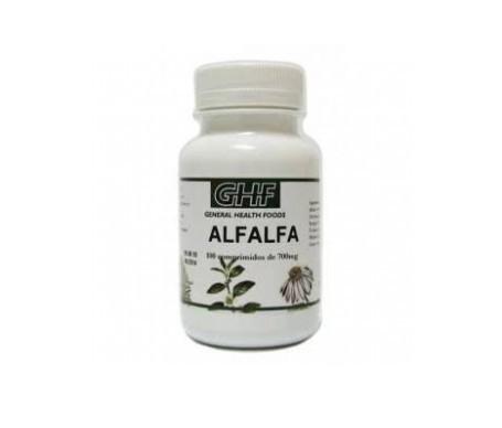 GHF Alfalfa 700mg 100comp