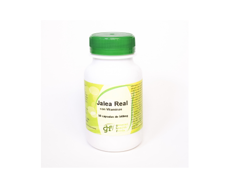 GHF Jalea Real 540mg 50caps