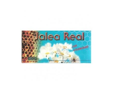 GHF Royal Jelly Senior 3D 20amp