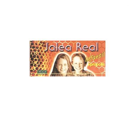 GHF Jalea Real Infantil 20amp