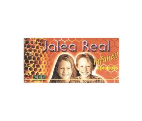 GHF Jalea Real Infantil 30amp