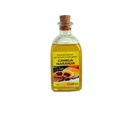 Esencia natural canela naranja 12ml