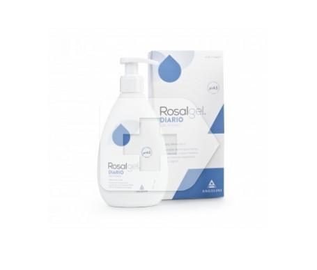 Rosalgel Diario gel íntimo 250ml