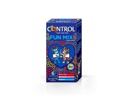 Control Fun Mix Kukuxumusu 6uds