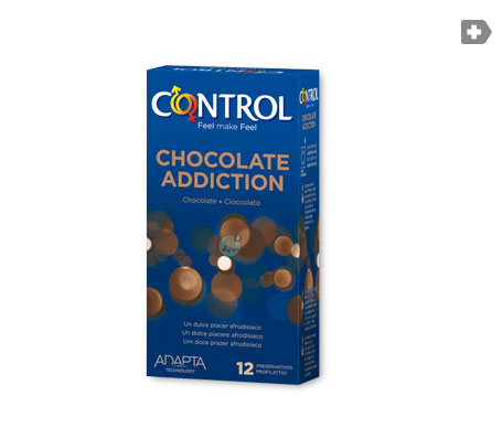 Control Chocolate Addiction 12uds