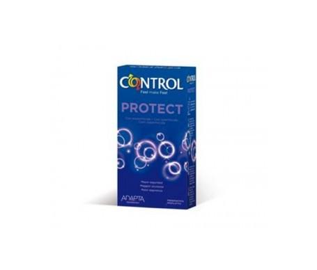 Control Adapta For You espermicida 4uds