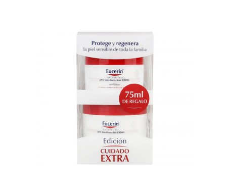 Eucerin® crema pH5 100ml + 75 ml de regalo