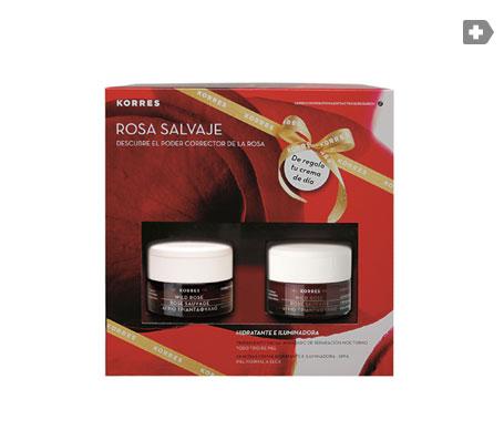 Korres Rosa Salvaje para pieles normales y secas