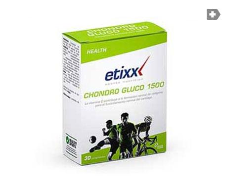 Etixx Chondro Gluco 1500 30comp