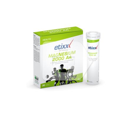 Etixx Magnesium 2000 AA 30uds