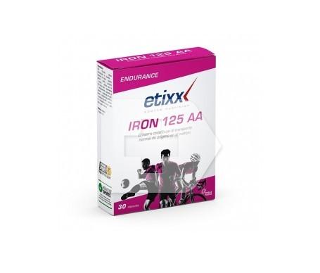 Etixx Iron 125 AA 30cáps