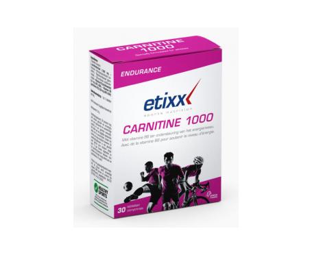 Etixx Carnitine 1000 30comp