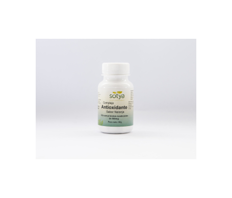 Sotya Antioxidante 500mg 100comp