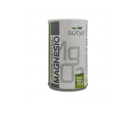 Pot de carbonate de magnésium Sotya 180g