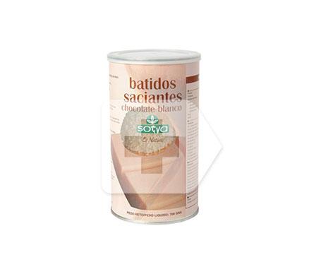Sotya batido chocolate blanco 700g