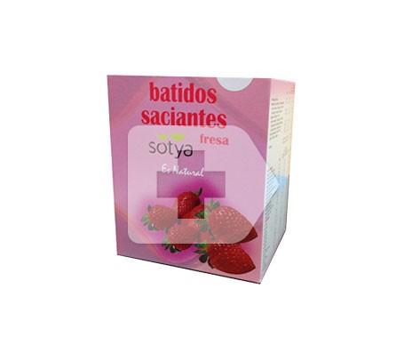 Sotya batidos fresa 7 sobresx30g