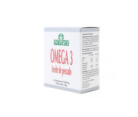 Sotya Omega 3 1340mg 30 perlas