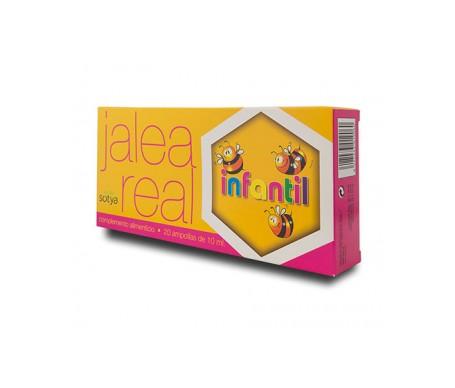Sotya Jalea Real Infantil 20amp
