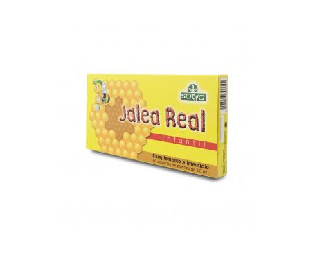 Sotya Jalea Real Infantil 10amp