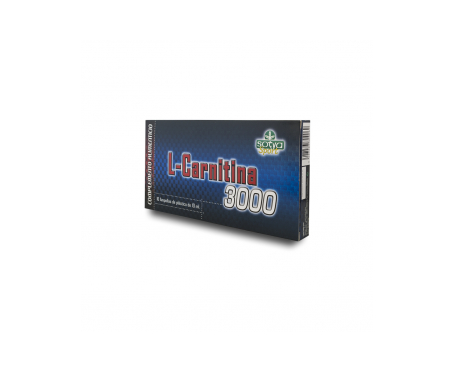 Sotya L-Carnitina 3000mg 10 viales