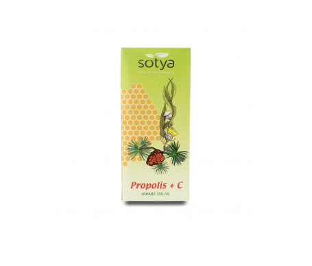 Sotya Própolis + Vitamina C 250ml