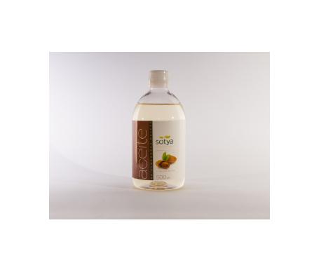 Sotya aceite de almendras dulces 500ml