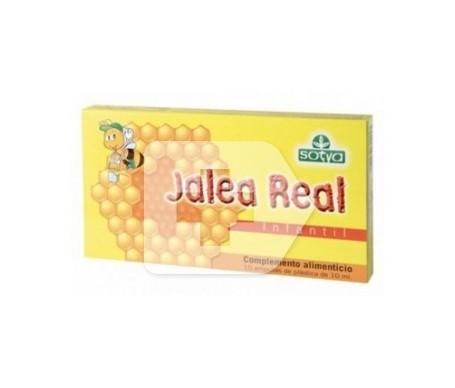 Sotya Jalea Real Infantil 20 viales