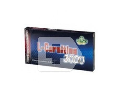 Sotya L-carnitina 3000mg 20 viales