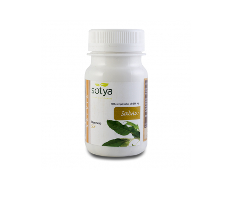 Sotya Salvia 500mg 100comp