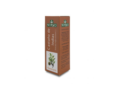 Horse chestnut Sotya 60ml