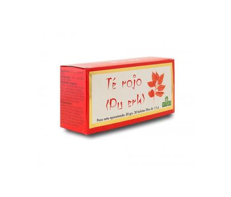 Sotya té rojo 20 bolsitas x 1,5g