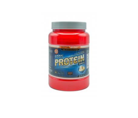 Sotya proteína de soja 100% vainilla 1kg