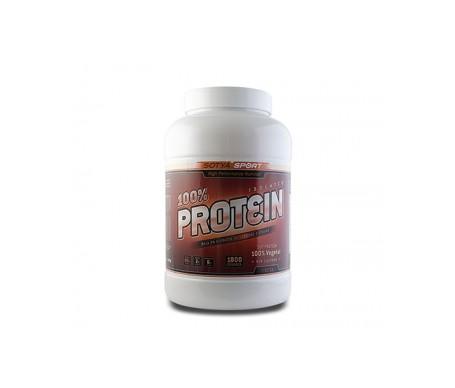 Sotya proteína de soja 100% fresa 1,8kg