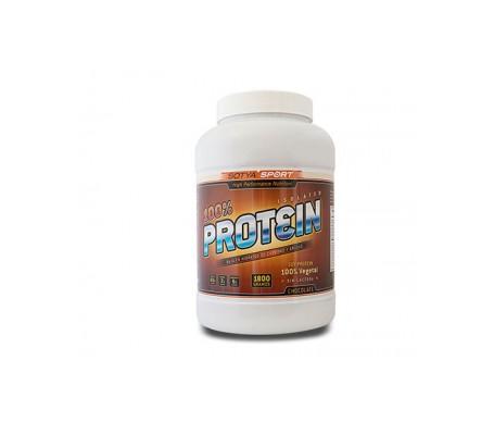 Sotya Proteína de Soja 100% Chocolate 1,8kg
