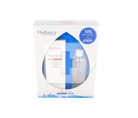 Avène pack Hydrance UV ligera 40ml + loción micelar 50ml