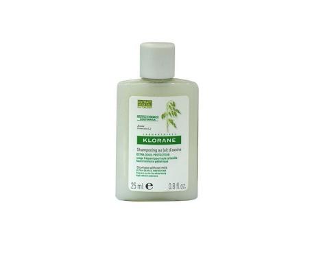Klorane shampoo al latte di avena 25ml