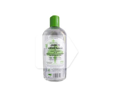 Rueda Farma jabón higiénico con aceite del árbol del té 300ml