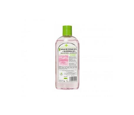 Rueda Farma glicerina + agua de rosas 300ml