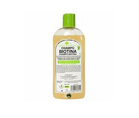 Rueda Farma champú con biotina 300ml