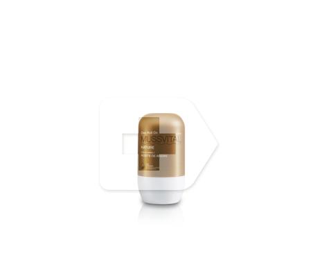 Mussvital Nature desodorante aceite de argán 75ml