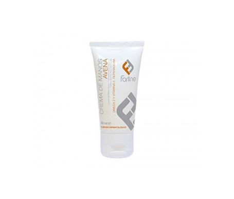Farline crema de manos reparadora omega 3 75ml