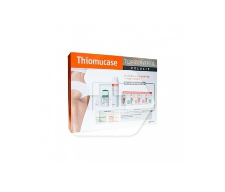 Thiomucase Kit Top Control Celulitis