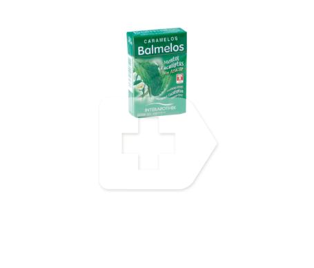 Interapothek Balmelos mentol-eucaliptus cajita