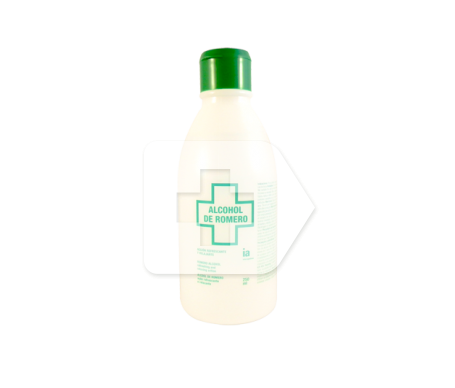 Interapothek alcohol de romero 250ml