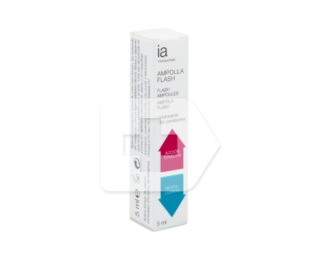 Interapothek ampolla flash 5ml